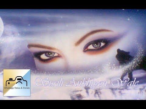 Surili Ankhiyon Wale || Female Version || Whatsapp Status & Stories