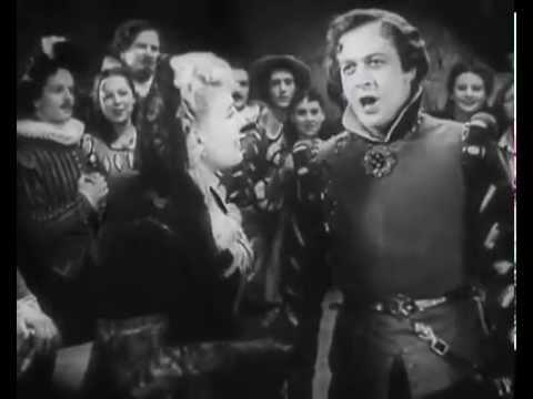 """Дж. Верди. Песенка герцога из оперы """"Риголетто"""". Исполняет Сергей Лемешев"""