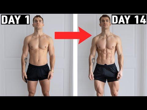 2 WEEK BODY TRANSFORMATION (lean To Shredded) - 2021