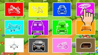 Learn colors and images for children  Labi Kids Videos... (15)