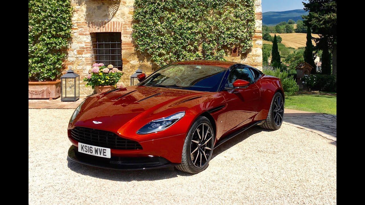 Aston Martin Db11 Walkaround Youtube