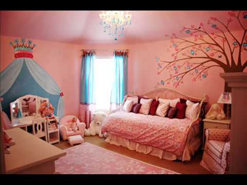 design living room ideas | Retro Design Bedroom Kids - YouTube
