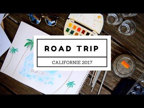 ROAD TRIP en Californie | Notre programme