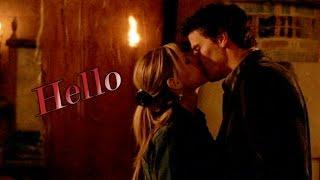 Hello | Buffy & Angel