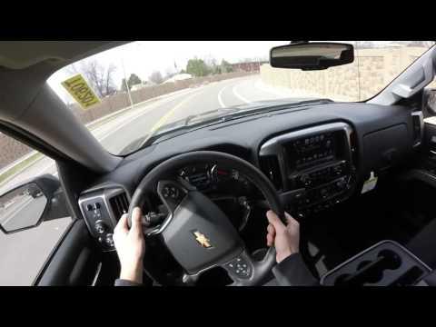 2016 Chevrolet Silverado 1500 Z71 4x4 POV Drive
