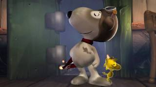 Snoopy: Flying Ace (TGS 2009 Trailer)