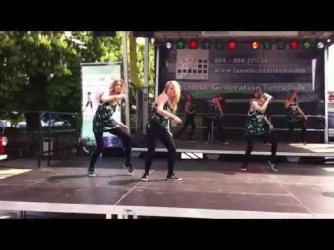 HIP HOP Tanzauftritt
