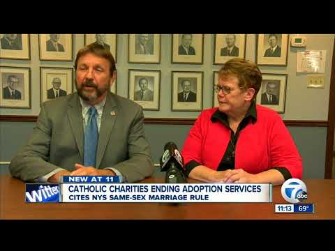 Catholic Charities Phasing Out Foster Care And Adoption Services
