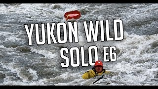 14 Days Solo Camṗing in the Yukon Wilderness - E.6 - Wild Edibles & Wilderness Danger