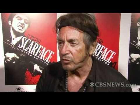 "Al Pacino  reunites with ""Scarface"" cast"