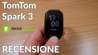RECENSIONE TomTom SPARK 3: SMARTWATCH INTERESSANTE