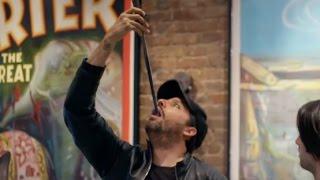 'Beyond Magic' with David Blaine's Latest Mind-Blowing Stunt