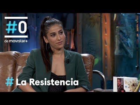 LA RESISTENCIA - Entrevista a Carolina Yuste   #LaResistencia 14.10.2019