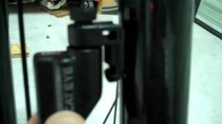 CatEye Flex étanche sans fil ordinateur Kit de montage