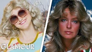 I Tried Every Iconic 1970s Look in 48 Hours | Glamour