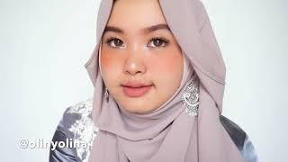 27 Tutorial Hijab Pashmina Wisuda Pesta Kondangan Simple By Olinyolina Youtube