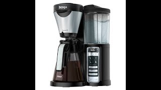 The Ninja Coffee Bar - Cleaning issue? Anyone else have issues?