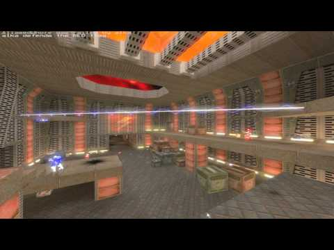 Quake 2 CTF-