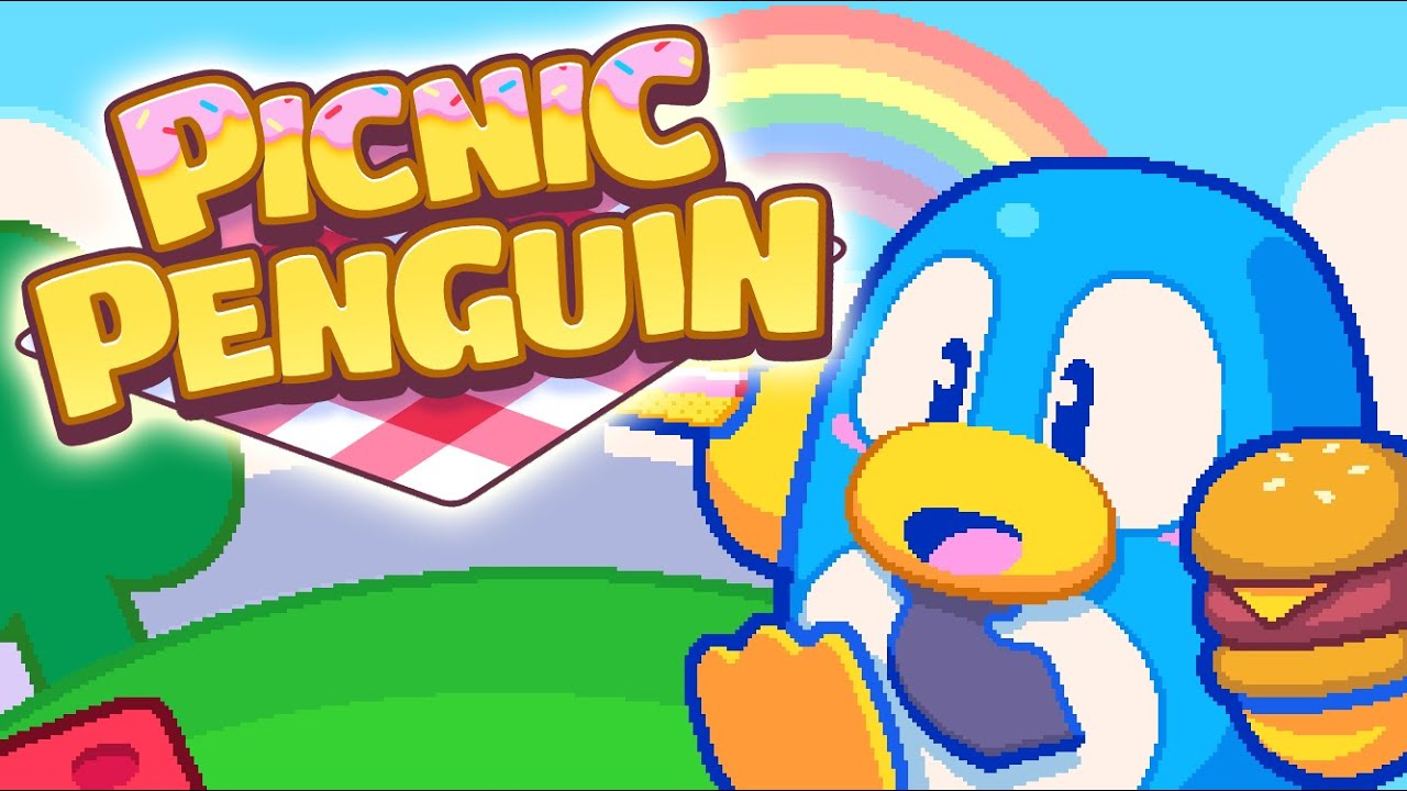 Picnic Penguin - Puzzle Arcade Game (iOS/Android)