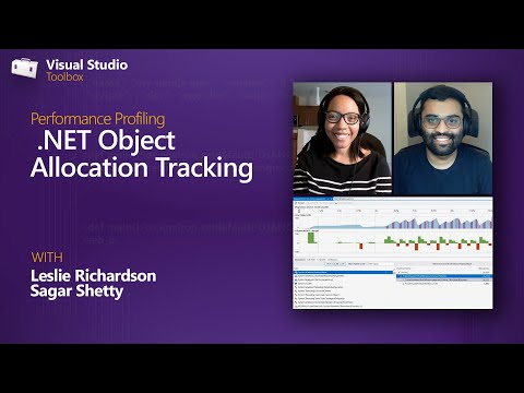 Performance Profiling   .NET Object Allocation Tracking Tool