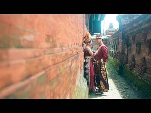PRE WEDD VIDEO DUNDRA & OCHA Museum Bali Puputan