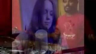 Leesha Harvey-- Borderline with  Drummer Sridhar