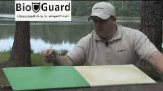 Bio Guard Plastic Silver Ion Antimicrobial Cutting Boards - S.w.i.m. Fishing Leagues Newest Sponsor