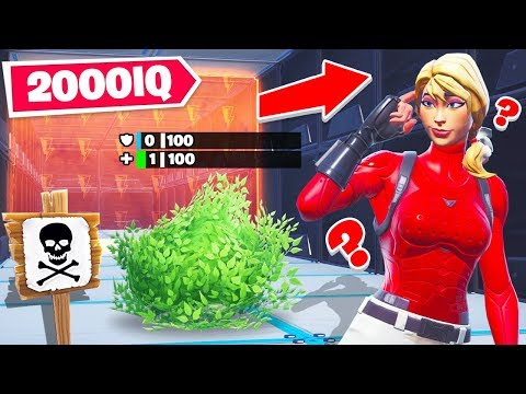 Worlds HARDEST *200 IQ* PUZZLE MAP in Fortnite Battle Royale!