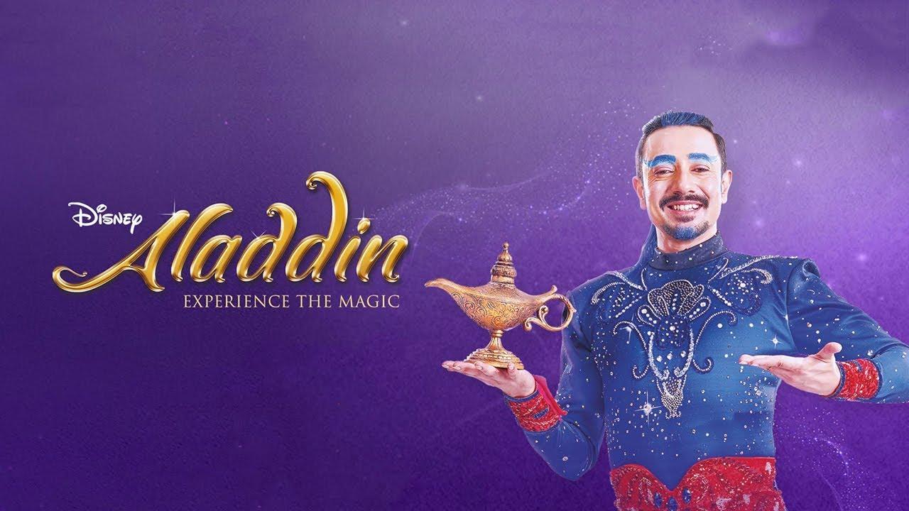 Disney Aladdin Musical 2018 Show l Jawaharlal Nehru Stadium Delhi Tickets@BookMyShow