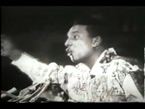 Free Huey Newton Rally: H. Rap Brown & Kwame Ture Speak