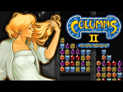 Discussing Our Pre AVGN Videos while playing Columns 2 – James and Mike Mondays – Cinemassacre