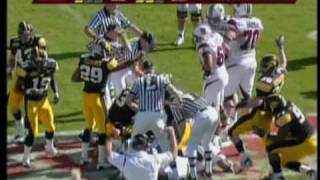 Iowa Wins Outback Bowl 2009