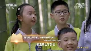 《跟着书本去旅行》 20201112 湖州之远——安吉大竹海| 课本中国 - YouTube
