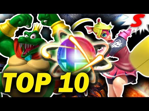 Top 10 New Characters I Want in Super Smash Bros Switch