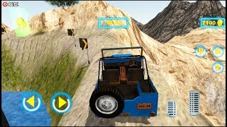 Offroad Jeep Driving 4x4 Hill Adventure Driver 3D - SUV Racing - Android Gameplay FHD #2