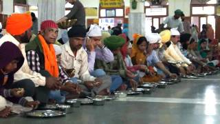 Golden Temple: Langar Hall