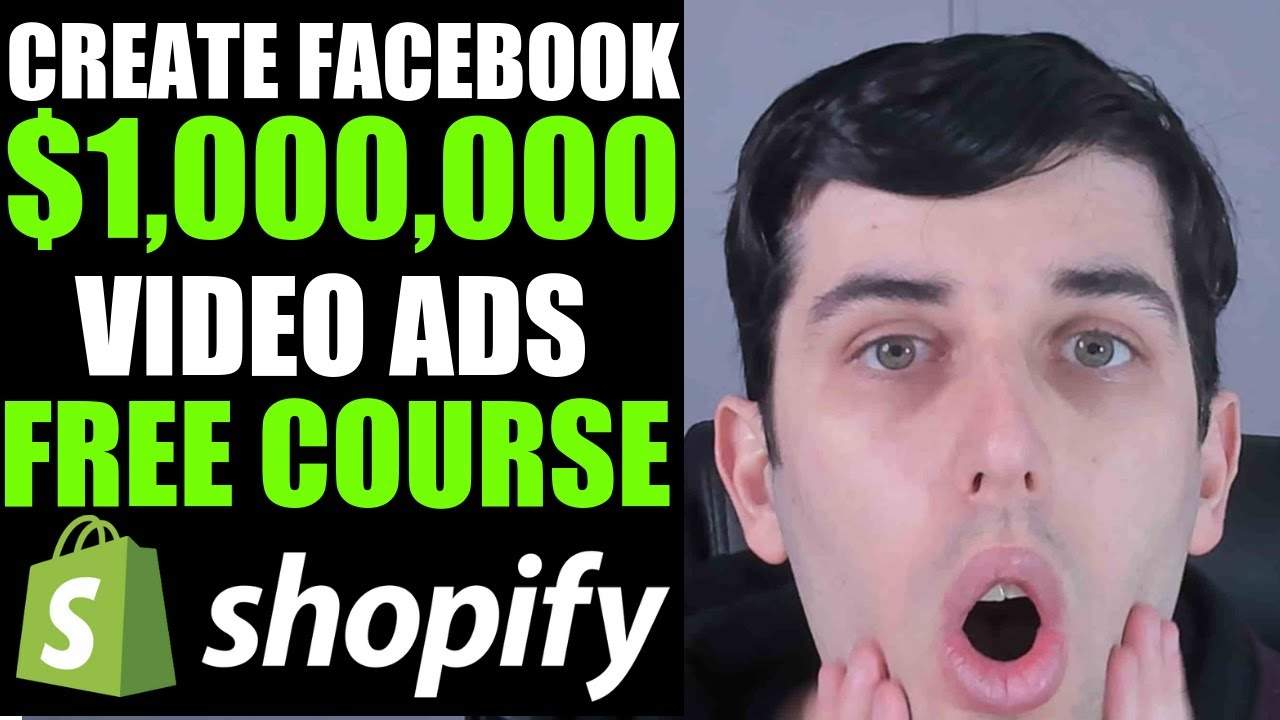 FREE COURSE] How To Make $1,000,000 Facebook Video Ads 2019