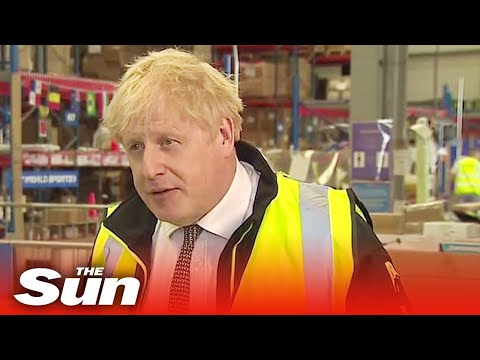 Covid-19: UK '3rd wave is probable' says Boris Johnson but vaccines provide 'robust fortifications'