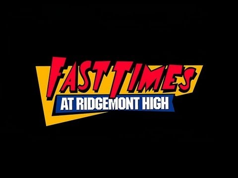 Cinema Cereal | Fast Times at Ridgemont High