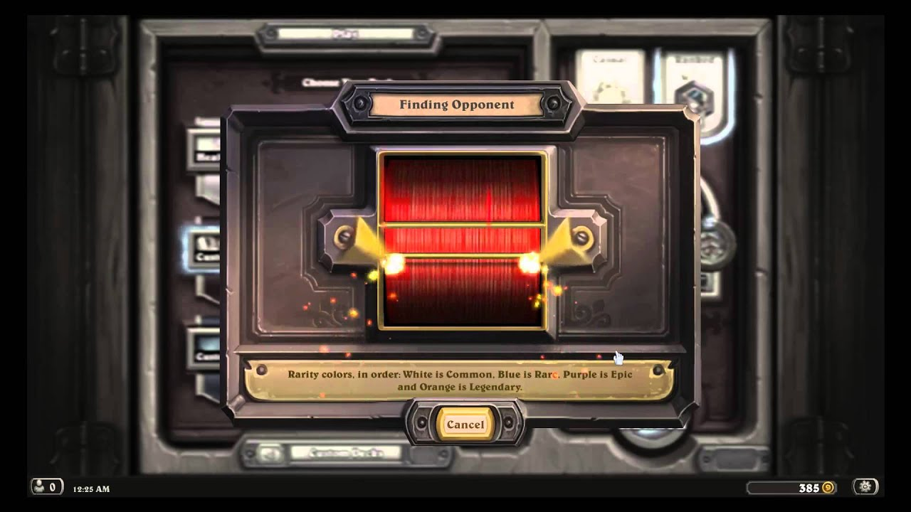 Hearthstone matchmaking rigged