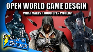 Open World Game Design - The Good And Bad! - CSN