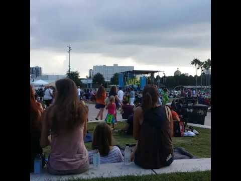 Tampa Bay Florida Opera in the Park