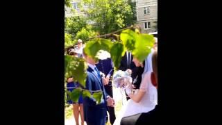 Жених забрал невесту