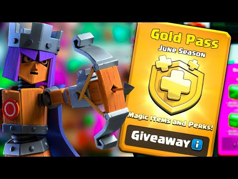 New Update Details + 5 Gold Pass Giveaway | Clash Of Clans