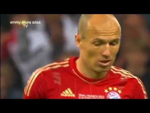 Bayern Munich vs Chelsea 1 1 pen 3 4   UCL 2012 FINAL   Full Highlights English Commentary HD
