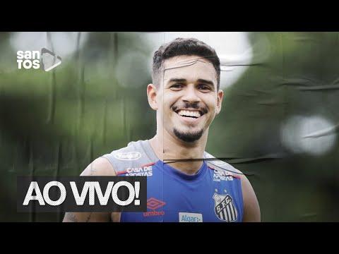LUCAS VERÍSSIMO | COLETIVA AO VIVO (21/02/20)
