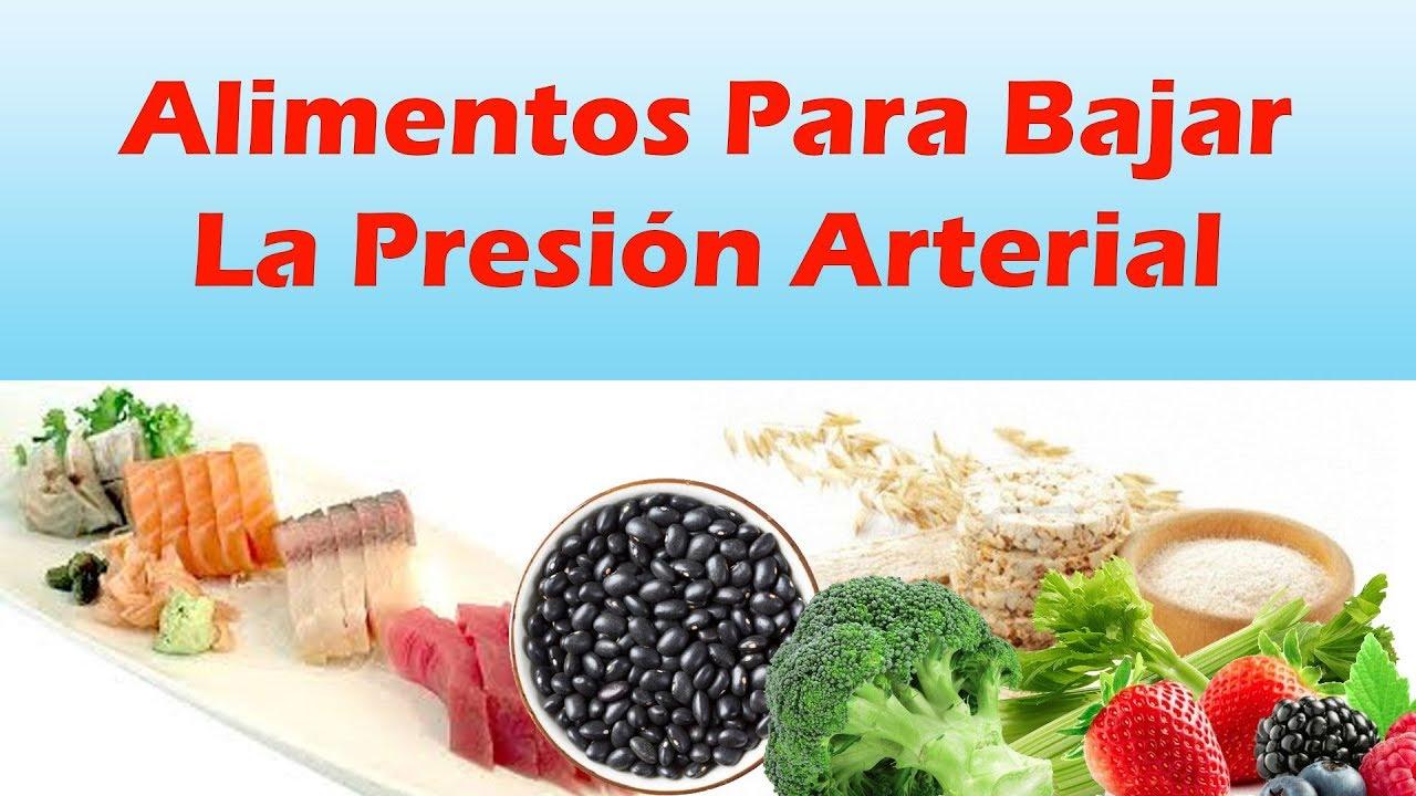 Alimentos para bajar la presion come estos alimentos y baja la presion arterial de forma natural - Alimentos para la hipertension alta ...