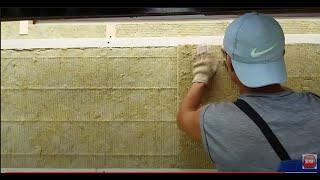 видео Деревянный вентилируемый фасад для вашего коттеджа. Встречают по фасаду!