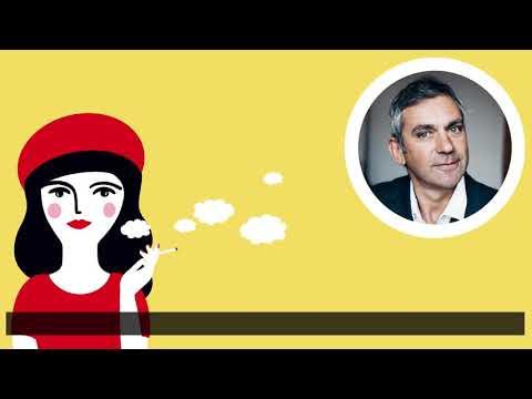 Rotkäppchen raucht auf dem Balkon YouTube Hörbuch Trailer auf Deutsch