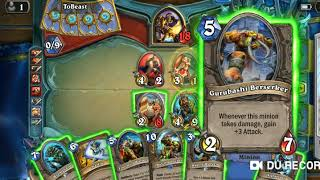 Hearthstone / hraju vs T-fun Dragon 2/2
